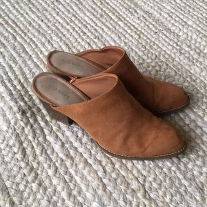 Old navy mules